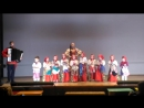 Международный фестиваль-конкурс детского и юношеского творчестваБегущая по волнам - наша школа народного вокала Багряница на