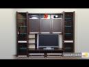 «Фиджи» модульный набор мебели для гостиной