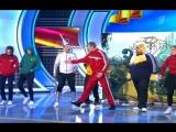 КВН 2017 Премьер лига - Первый полуфинал - Фристайл - Сборная бывших спортсменов (Пермский край)