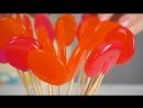 Цветные ЛЕДЕНЦЫ на палочке без формочек. Рецепт прозрачной карамели ✧ ГОТОВИМ ДОМА с Оксаной Пашко