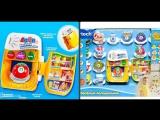 Видео обзоры игрушек - Игра обучающая веселый холодильник