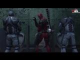 РэпИгроБитва - Deadpool vs Vaas