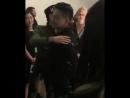 Hugging my brother GDYB