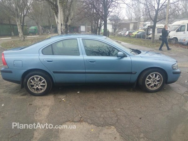 Volvo S60, 2004г. Цена: 3894 грн./мес. в г.Днепрhttp://privatbankonli