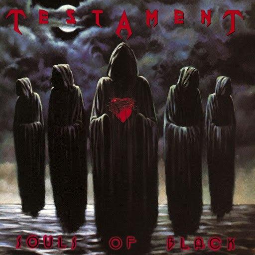 Testament альбом Souls Of Black
