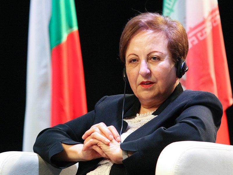 Нобелевский лауреат Ширин Эбади призвала иранцев продолжать протесты и не оплачивать счета
