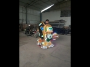 Видео о новых роботе