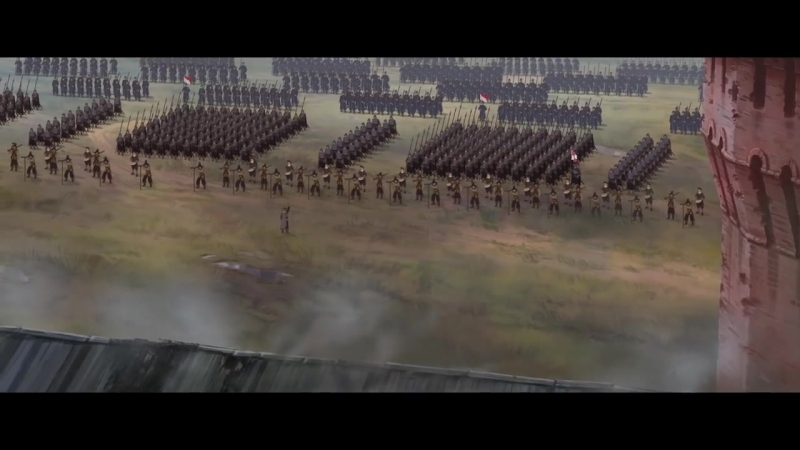 Крепость- щитом и мечом. Мультфильм полностью 2016.