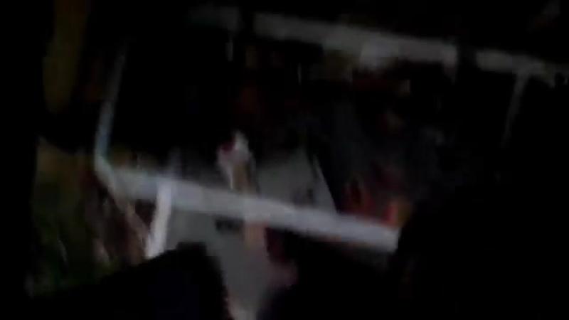 VLOG- Заброшенный Автобус ... Упала Камера