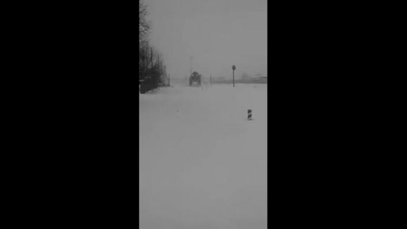 Д1 Гребінка- ім.Тараса Шевченка в ролі снігохода