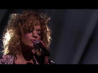 Rita Ora_ Your Song 18 07 2017 телешоу Джимми Фэллона Нью-Йорк, США.