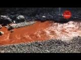 [ChP] Подписчики недоумевают, что произошло с рекой Ардон