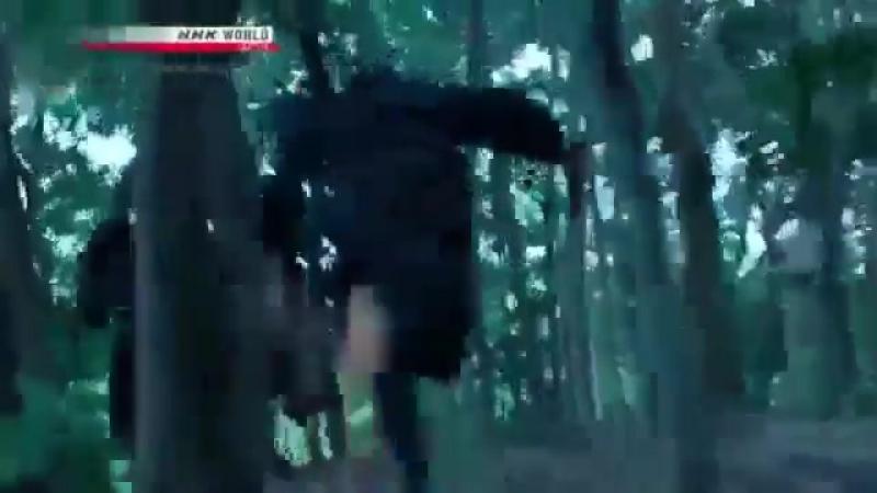 Масааки Хацуми - живая легенда ниндзя! Русские субтитры.2016