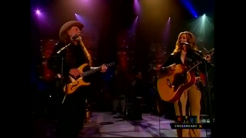 Sheryl Crow and Willie Nelson - Abilene