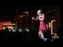 Видеоотчет с концерта Натали в казино SOBRANIE