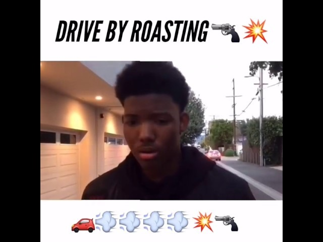DRIVE BY ROASTING