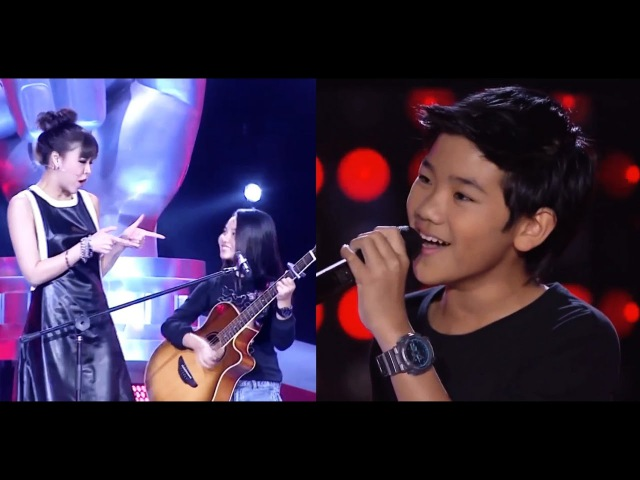 You're My Flashlight Plug Tharakorn ปลั้กกี้ Price Tag by Cream The Voice Kids Thailand