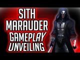Sith Marauder Gameplay Unveiling! Darth Malgus Coming Soon?   Star Wars: Galaxy of Heroes