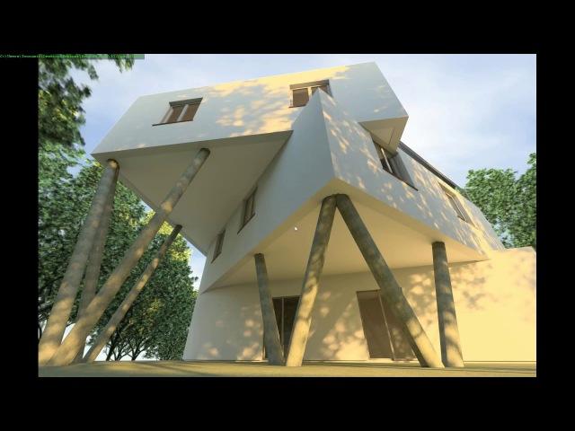 BIM 3D - Revit 2017 - koristenje formi za modeliranje