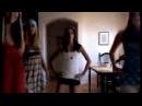 Пазитивная песенка HAPPY SOVOK feat КЛЮШКИ - ЛАНДЫШИ .flv