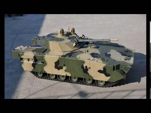 БМП 3М Драгун сможет превзойти иностранные аналоги