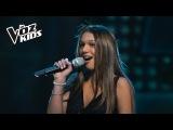 Marivi canta When You're Good to Mama - Audiciones a ciegas La Voz Kids Colombia 2018