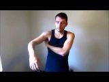 Self-massage for frozen shoulder  shoulder pain