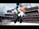FULL MATCH - Shane McMahon vs. AJ Styles: WrestleMania 33 (WWE Network Exclusive)