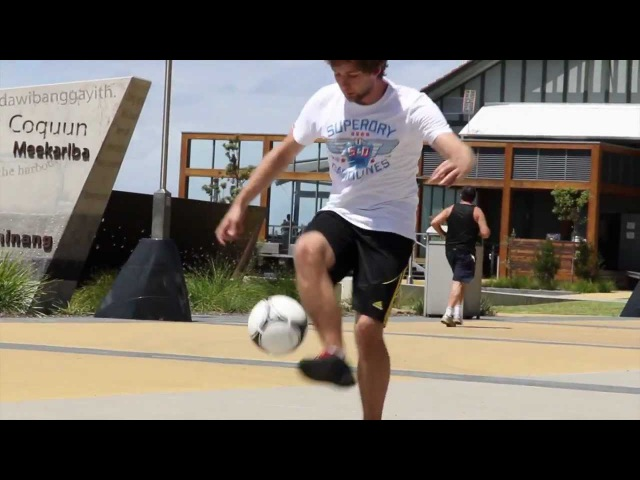 Freestyle Football || Palle Bevs - Summer Freestyle