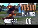 Yasuo Montage 8 - Mortar2 Best Yasuo Plays EUNE Challenger LOLPlayVN 2018 ( League of Legends )
