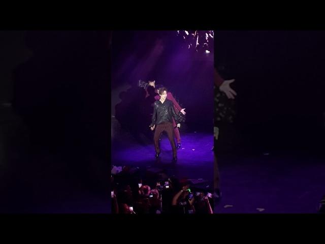 Kim Hyun Joong en Chile - Lucky Guy - Tour Haze 20/02/2018