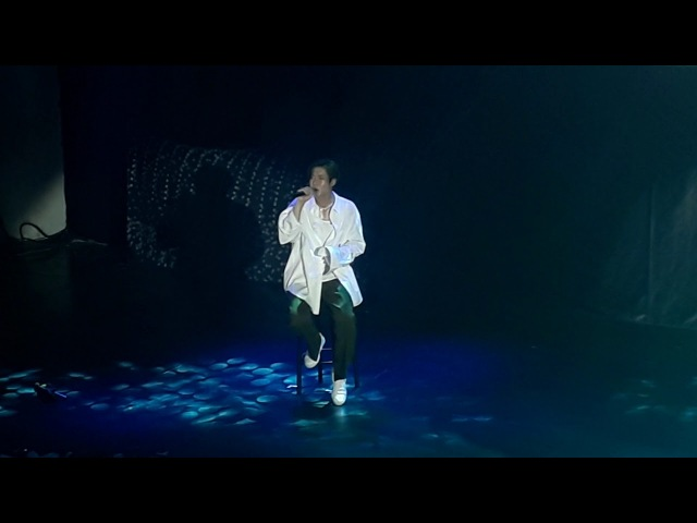 Kim Hyun Joong en Chile - Because i'm Stupid - HazeTour 20/02/2018