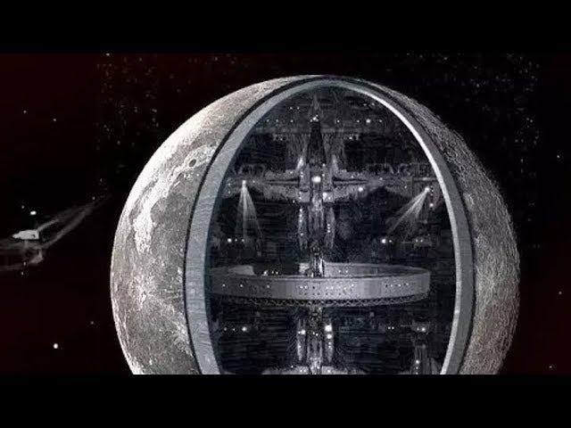 Факты о Луне удивляющие даже ученых Луна это искусственная структура полая внутри Док фильм