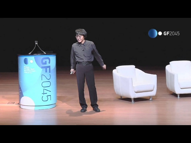 Dr. Hiroshi Ishiguro — The Future Life Supported by Robotic Avatars