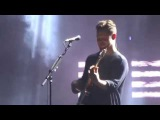 Alt-J - Lovely Day (Bill Withers cover) (HD) Live In Paris 2015