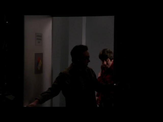 Теория большого взрыва | The Big Bang Theory | Сезон: 10 | Эпизод: 23 | The Gyroscopic Collapse | Кураж - Бомбей