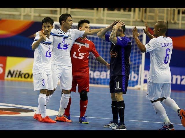 Vic Vipers vs Thai Son Nam (AFC Futsal Club Championship 2017 – Group Stage)