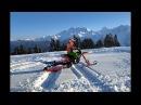 Сноубайк сноу кайф Snowbike snow joy