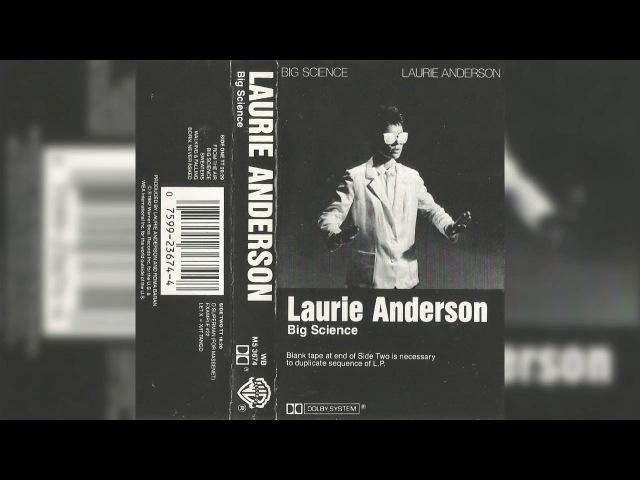 Big Science - Laurie Anderson [Full Album, Cassette]