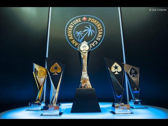PCA 2018 Main Event Видео финального стола главного события PCA 2018 в русском комментарии часть1