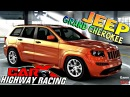 CarX Highway Racing | Купил Jeep Grand Cherokee SRT8 | Неповоротливое