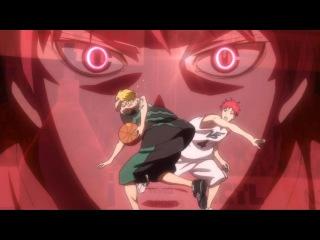 Kuroko No Basket: Last Game - Nash Gold Jr activates his Demon eye vs Akashi (Belial Eye)