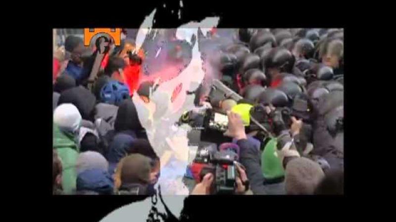 Пісня В.Івасіва Архангел Михаїл у виконанні Т.Житинського присвячена Євромайд ...