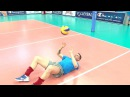 Мастер класс Валерио Вермильо Как правильно пасовать в волейболе How to pass in volleyball