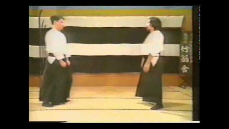 Yagyu Shingan ryu jujutsu (koryu budo bujutsu martial arts samurai) PART 1