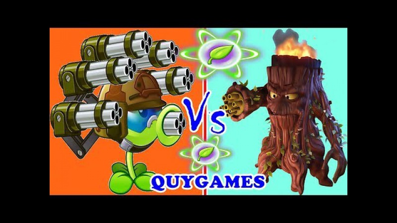 Gatling Pea Pvz2 Torchwood Pvz2 Vs All Freakin' Zomboss in Plants vs. Zombies 2 (Chinese Version)
