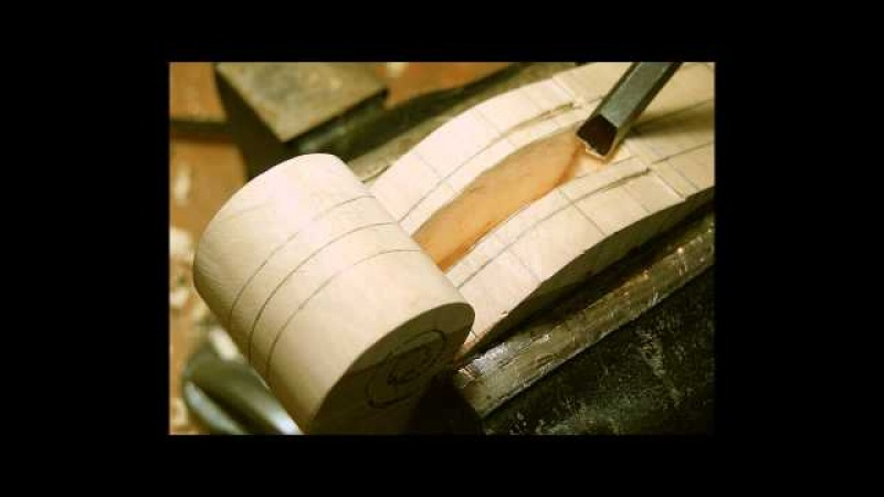 The Creation of Violin, 'Annabel', Nelle O'Neill, Luthier