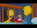 Симпсоны 28 сезон 8 серия Мэгги пустышка и переговорщик ФБР