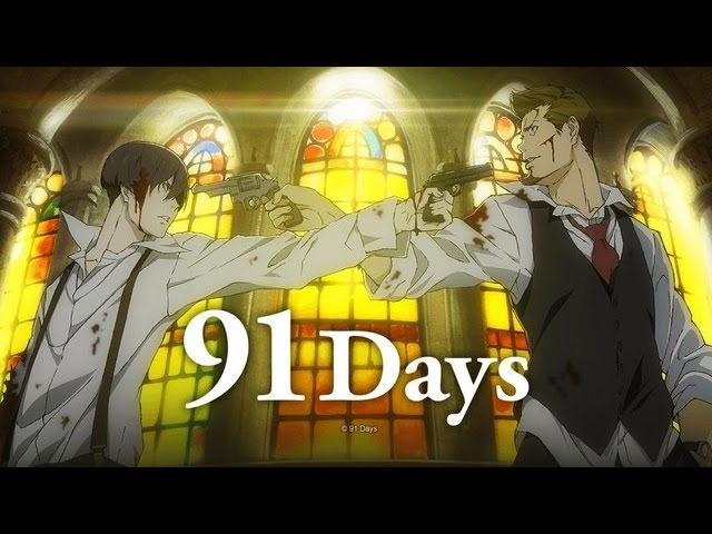 [AMV] 91 Days-Heathens