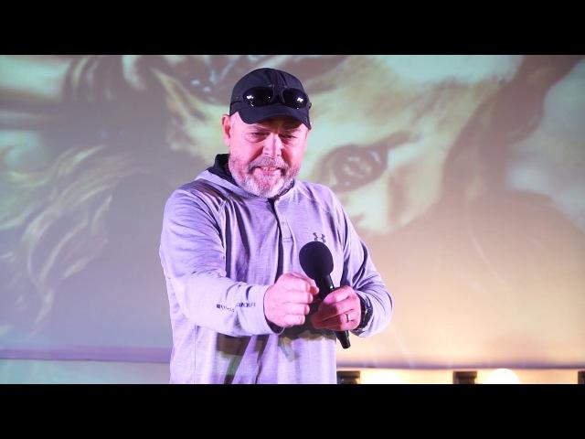 Конференция АЦДЖ, декабрь 2017 | Давид Хоган. 4-ый день (Владивосток)